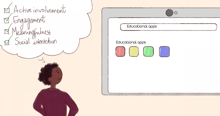 Are apps in the educational category online really 'educational'?