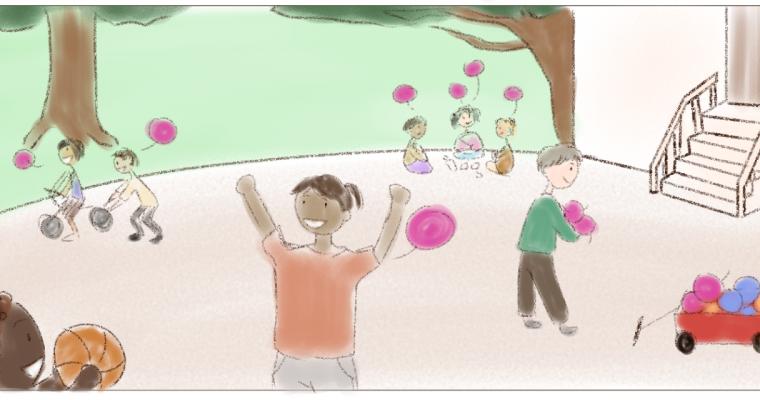 子どもがバイリンガルになるためには、それぞれの言語を同じくらい聴かないといけないのですか?
